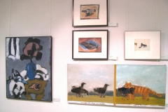 Выставка Страховой случай. Галерея Ковчег. М. 2012(10)