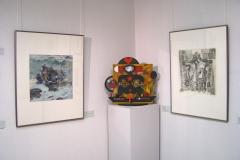 Выставка Страховой случай. Галерея Ковчег. М. 2012(11)