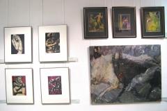 Выставка Страховой случай. Галерея Ковчег. М. 2012(4)