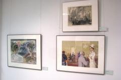 Выставка Страховой случай. Галерея Ковчег. М. 2012(5)