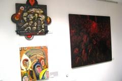 Выставка Страховой случай. Галерея Ковчег. М. 2012(6)