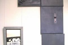 Выставка Страховой случай. Галерея Ковчег. М. 2012(7)