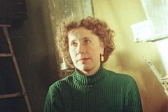 14Наталья Анатольевна Виноградова в лаборатории НИКФИ. 1959