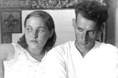 3Ника Коваленская и Александр Тихомиров. 1939