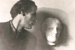 4Александр Тихомиров. МГХИ им. Сурикова. 1940-е