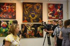 А.Д.Тихомиров. Выставка. Новый Эрмитаж. М. 2008