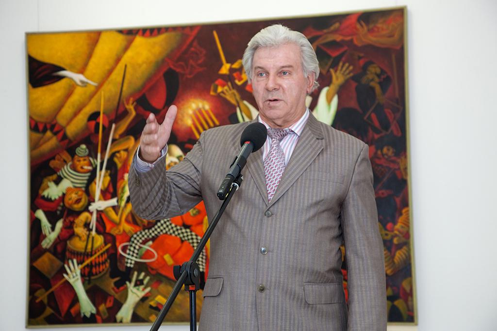 В.Матвеев. ГЦМСИР. 2010