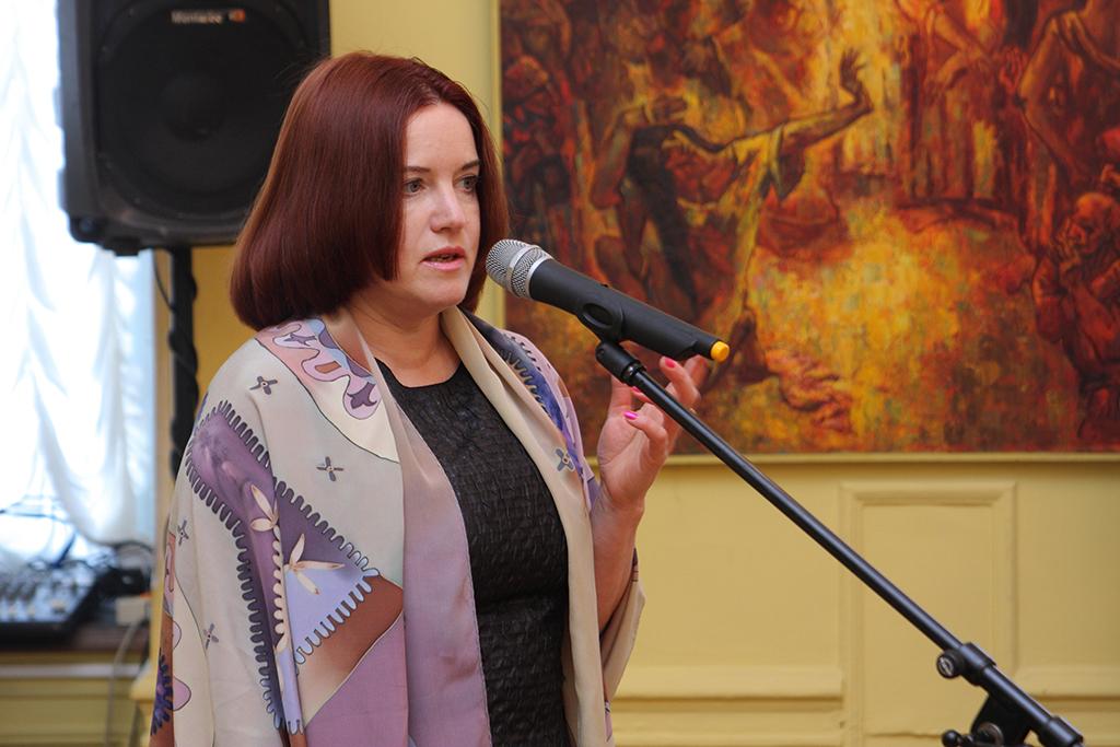 И.Урицкая. Русский музей. 2011