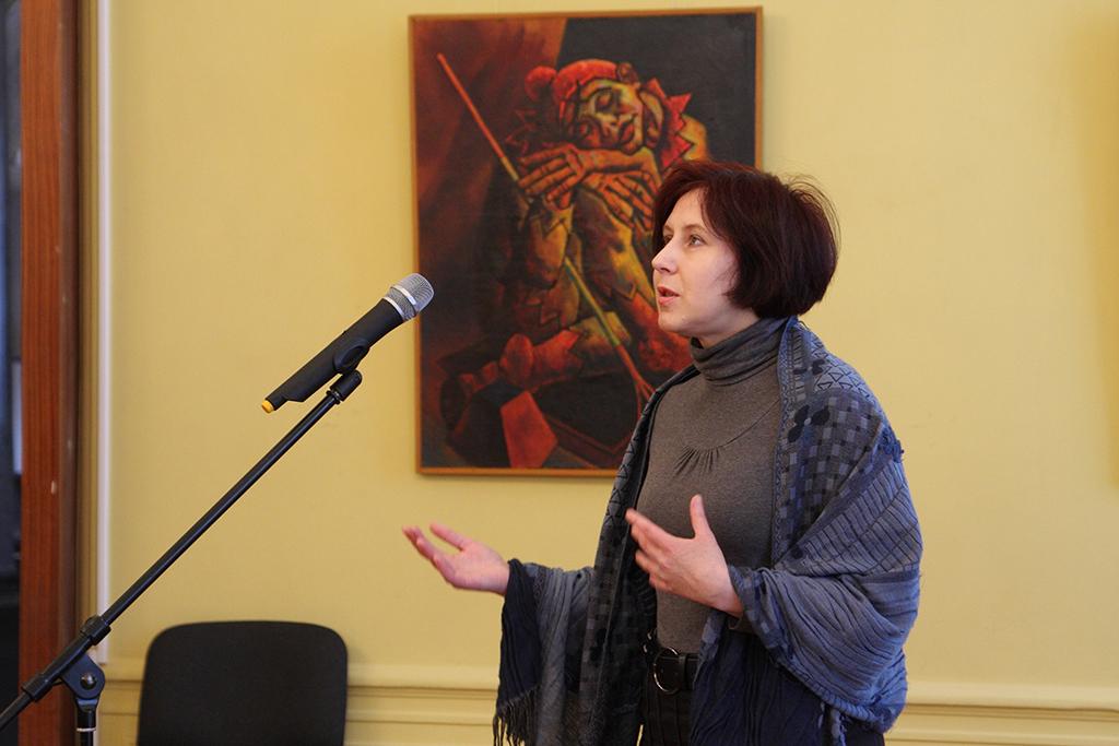 Л.Шакирова. Русский музей. 2011