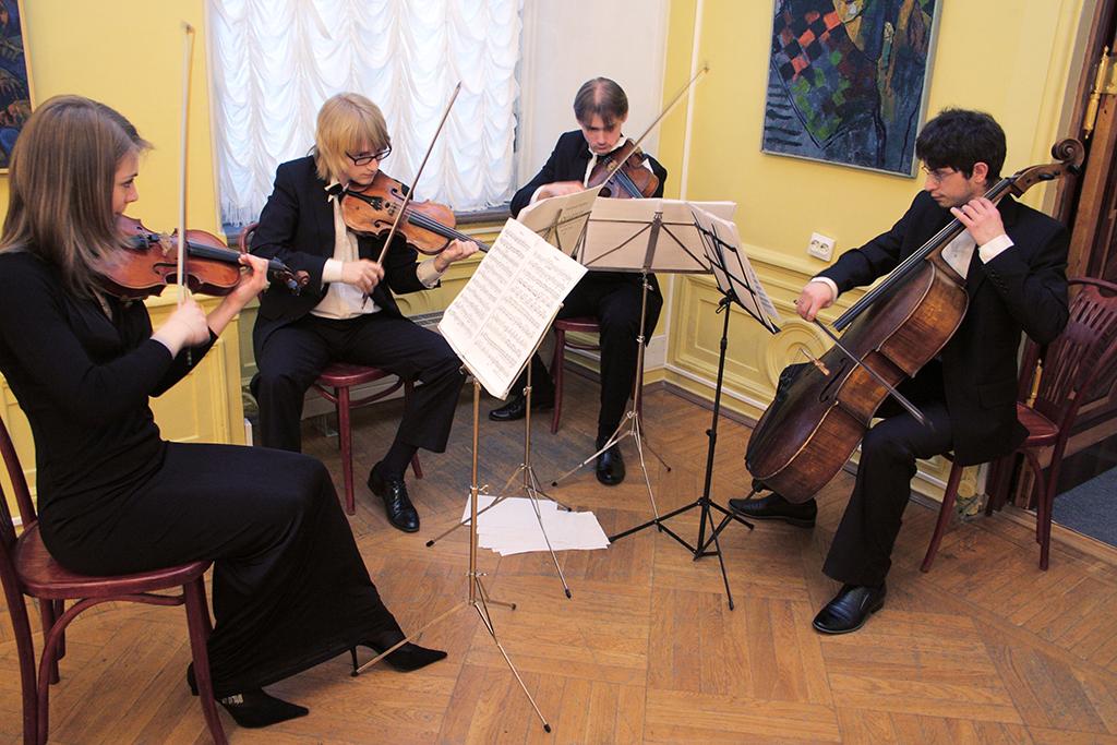Русквартет. Русский музей. 2011