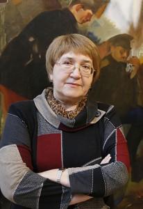 Яковлева Елена Пантелеевна